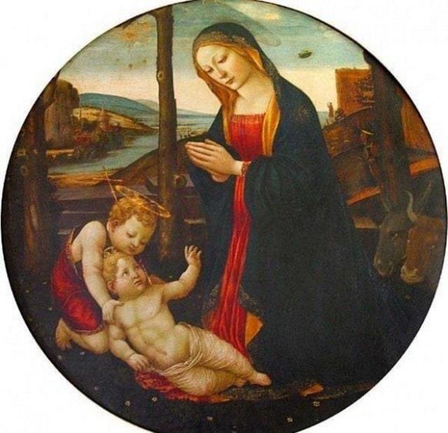 """""""Meryem ve Aziz Giovannino"""""""