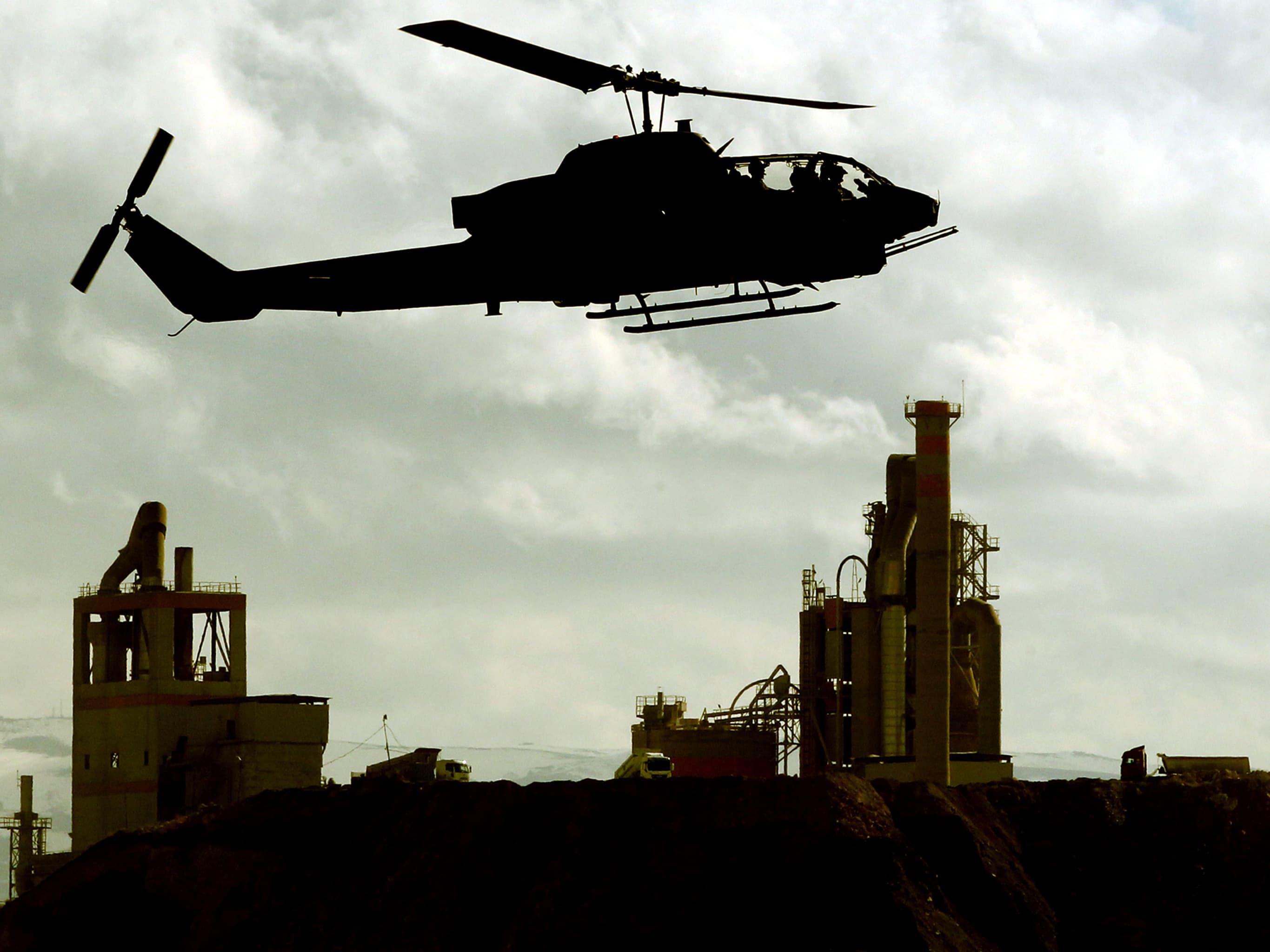 Türk Silahlı Kuvvetleri´nin terörle mücadelede en önemli vurucu gücü olan taarruz helikopteri pilotlarının da yetiştirildiği kara havacılık okul komutanlığı