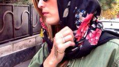 İran'ın sokakları rengarenk
