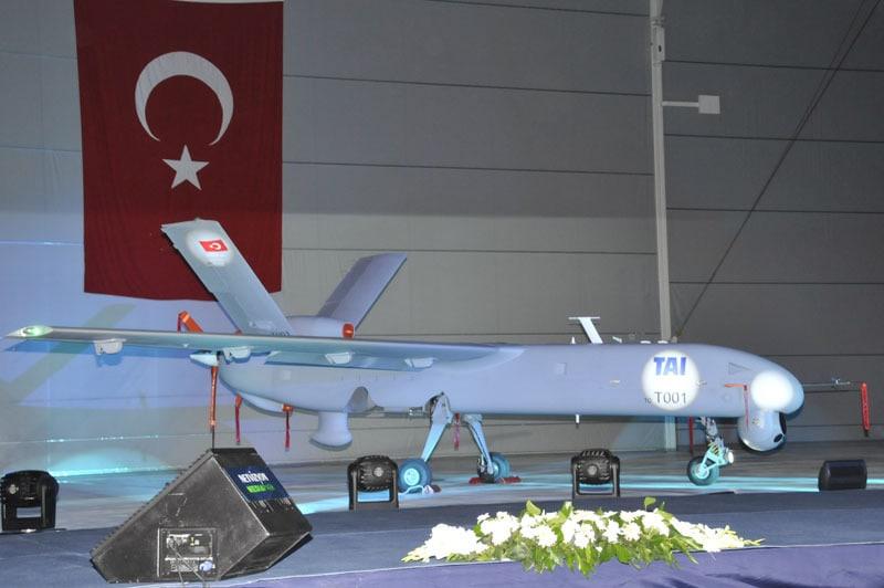 İşte Türkiye'nin İHA'ları