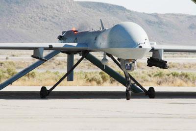 IAI Heron (tam adı The Heron veya Machatz-1) İsrail havacılık sanayi yapımı insansız hava aracı.