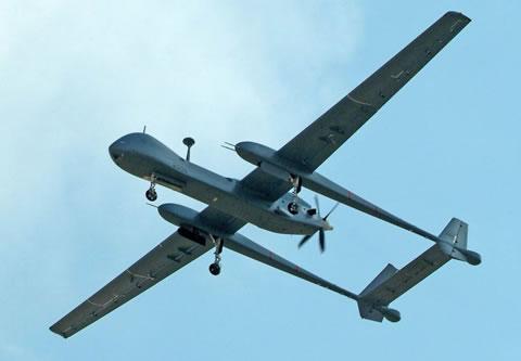 24 saatlik uçuş kapasitesi efektif olup gövdeye monte edilen techizata ve uçuş rotasına uçuş profiline göre azalabilir.