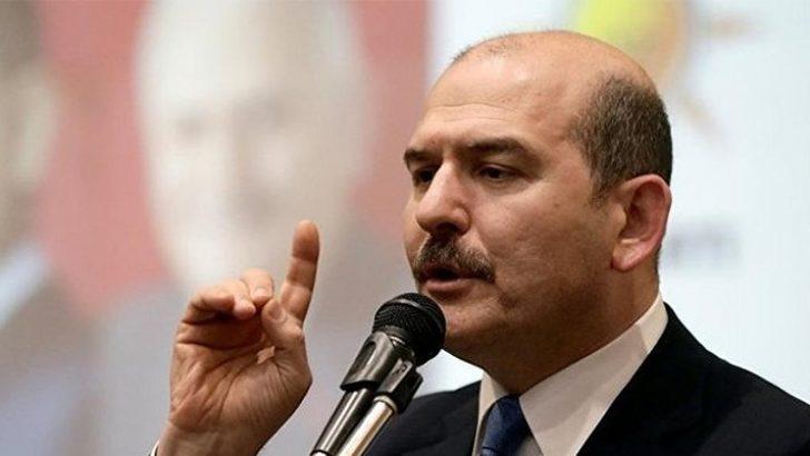Valilere Süleyman Soylu'dan stokçuluk ve fahiş fiyat talimatı!