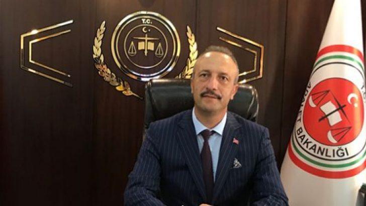 İzmir Cumhuriyet Başsavcısı Ömer Faruk Aydıner göreve başladı