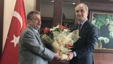 İstanbul BAM Başsavcısı Metin Sarıhan yeni görevine başladı