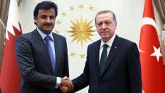 Başkan Erdoğan, Katar Emiri ile görüştü!