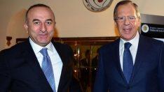 Rusya'dan vize açıklaması! Mevlüt Çavuşoğlu ve Lavrov görüştü