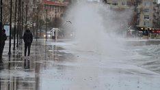 BBC'den Türkiye ve Yunanistan'a fırtına uyarısı