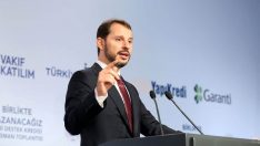 Berat Albayrak'tan Halkbank açıklaması!