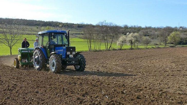 Çiftçilere arazi müjdesi!