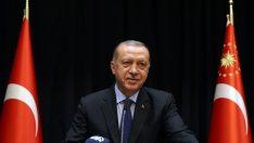 Cumhurbaşkanı Erdoğan: Geleceğe yürümemiz lazım
