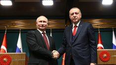 Cumhurbaşkanı Erdoğan, İdlib gündemiyle yarın Soçi'ye gidiyor