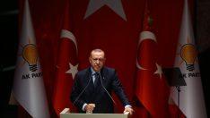 Cumhurbaşkanı Erdoğan: Kravatınızı çıkarın, gönüllere dokunun