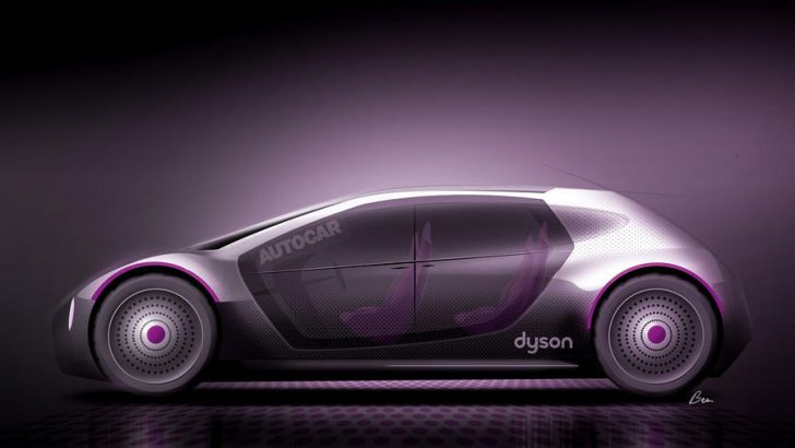 Dyson'ın elektrikli otomobili 2021'de yollarda