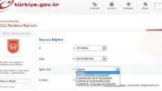 e Devlet Bedelli Askerlik sorgulama 15 Eylül 6 Ekim Bedelli ismim var mı?