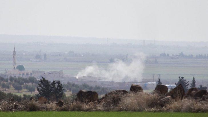 Esad İdlib'i vuruyor! Rusya'dan açıklama geldi