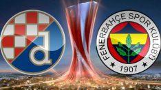 Fenerbahçe Dinamo Zagreb maçı saat kaçta hangi kanalda?