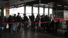 Havalimanında MİT operasyonu