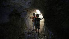 İdlib'de sivillerin umudu Türkiye! İki aydır sığınak hazırlıyorlar
