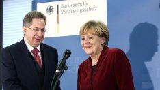Almanya İç İstihbarat Teşkilatı Başkanı Hans Georg Maassen görevinden alındı!
