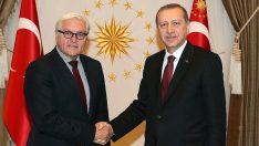 Almanya: Müttefik Türkiye Putin'in kollarına düşmemeli