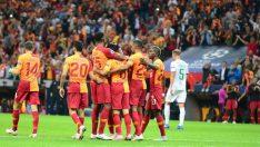 Galatasaray'dan Devler Ligi'ne müthiş başlangıç!