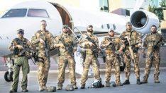 ABD'li komandolar Suriye'de teröristlerle birlikte savaşıyor