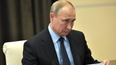 Putin açıkladı: Uçağımızı İsrail vurmadı