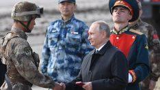 Putin, Vostok-2018 tatbikatıyla gözdağı verdi
