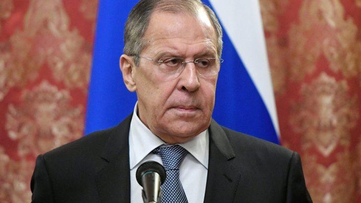 Rusya Dışişleri Bakanı Lavrov: İdlib'de insani koridor oluşturulacak