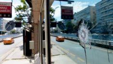 ABD Büyükelçiliği'ne ateş açılmasıyla ilgili soruşturma tamamlandı