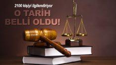 2100 yeni hakim ve savcının kura tarihi açıklandı