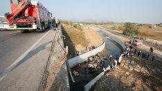 23 göçmenin hayatını kaybettiği kazada önemli gelişme