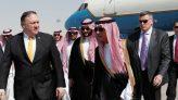 ABD Dışişleri Bakanı Pompeo, Kaşıkçı için Suudi Arabistan'da