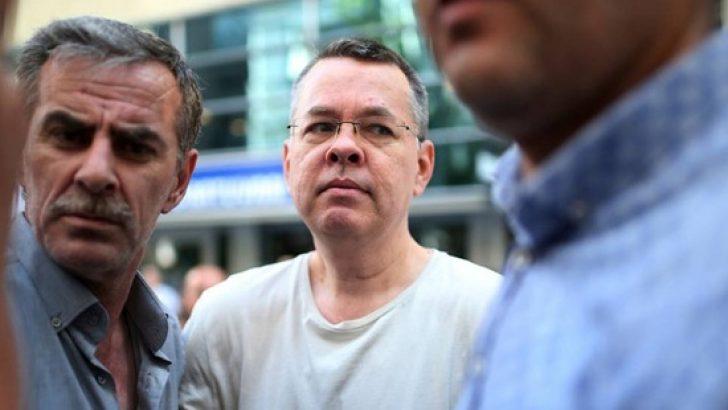 Savcı: Brunson'ın adli kontrolü kaldırılsın!