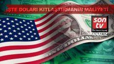 ABD'nin küresel sistemi ateşe atma oyunu: Global dolar likidetisi kıtlığı!
