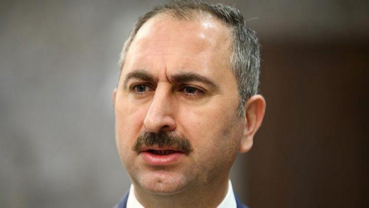 Adalet Bakanlığı'ndan 'Andımız' açıklaması