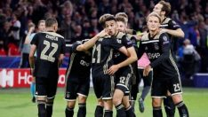 Ajax, Benfica'yı 90+2'de yıktı! Ajax-Benfica maç sonucu: 1-0
