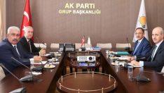 AK Parti ve MHP arasındaki ittifak görüşmesi sonrası ilk açıklama