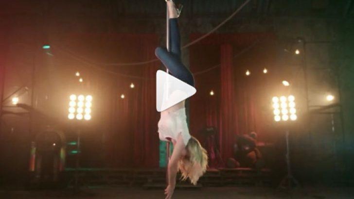 Aleyna Tilki'den direk dansı! İşte Aleyna Tilki'nin o reklamı..