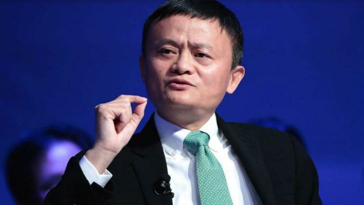Alibaba CEO'su Jack Ma: Dünyayı nakit kullanılmayan bir evreye taşımak istiyorum