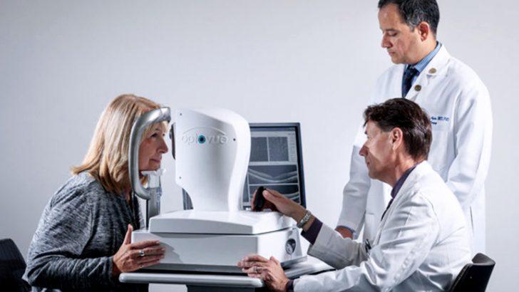 Alzheimer hastalığını göz muayenesiyle teşhis etmek mümkün