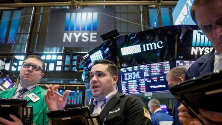 Amerikan borsasında Haziran'dan bu yana en büyük düşüş