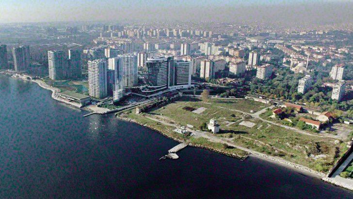Ataköy'deki Baruthane arazisi Millet Parkı olacak