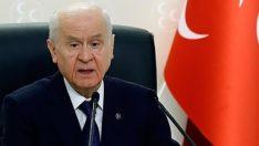 Bahçeli'den Ak Parti ile ittifak açıklaması