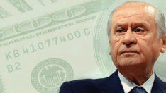 Bahçeli'nin İttifak açıklamasının ardından dolar yükselişe geçti