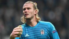 Beşiktaş'ın kalecisi Karius hakkında ayrılık iddiası
