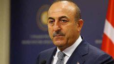 Çavuşoğlu: Geç de olsa Suudi Arabistan'ın cinayeti kabul etmesi önemli