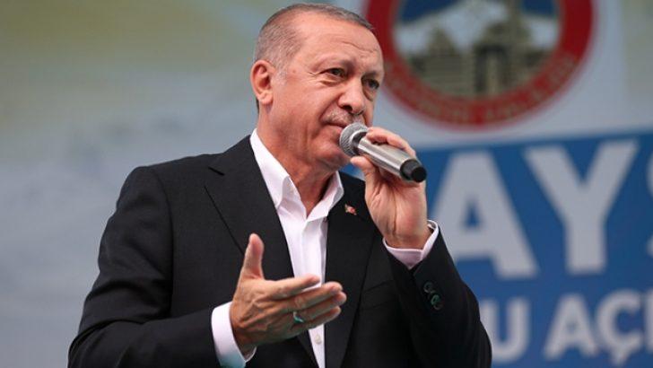Cumhurbaşkanı Erdoğan: İş Bankası'ndaki CHP hisseleriyle ilgili teklifi Meclis'e getiriyoruz