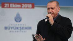 Cumhurbaşkanı Erdoğan: Kaşıkçı olayını Salı günü detaylarıyla anlatacağım